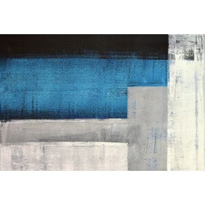 'Formation And Purity' Painting Print on Wrapped Canvas by Trent Austin Design