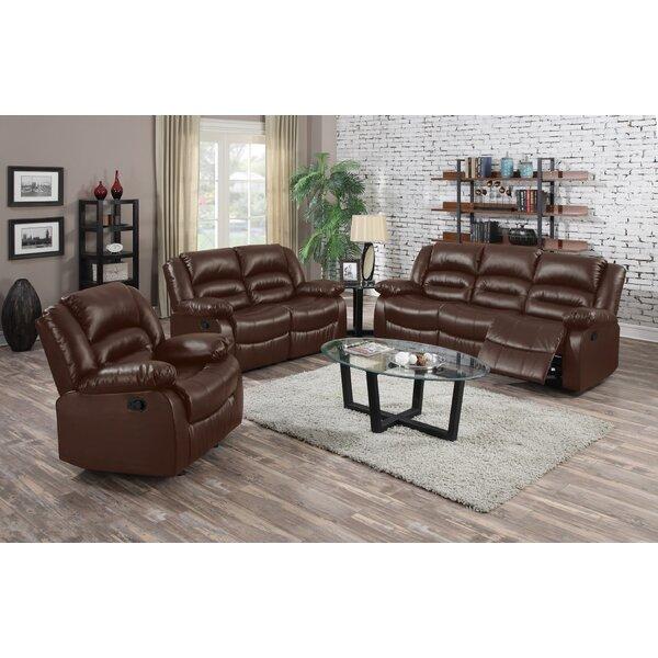 Yajaira Reclining Configurable Living Room Set By Red Barrel Studio Wonderful