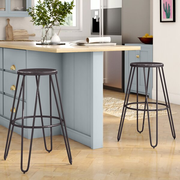 Callendale Bar & Counter Stool (Set of 2) by Wade Logan