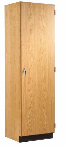 Hinged 1 Door Storage Cabinet by Diversified Woodcrafts