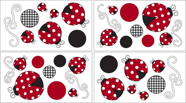 Little Ladybug Wall Decal by Sweet Jojo Designs