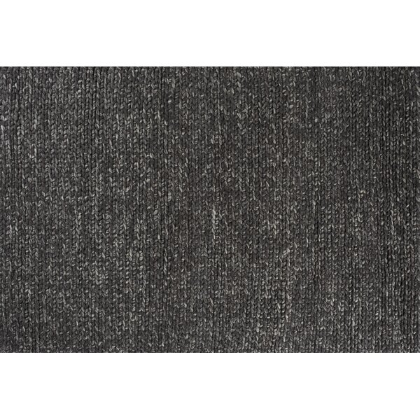 Comfort Charcoal Area Rug by Linie Design