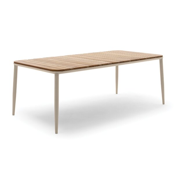 Tosca Teak Dining Table by Mindo USA, Inc.