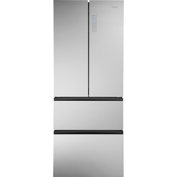 15 cu. ft. French Door Refrigerator by Haier