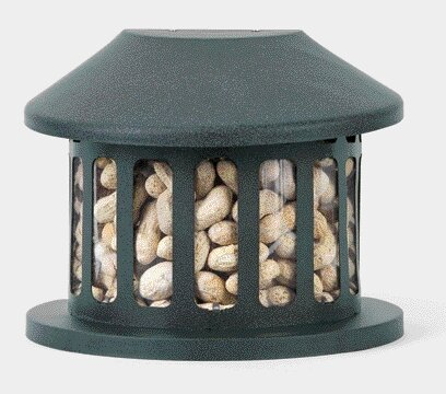 Diner II Squirrel Feeder by Heritage Farms