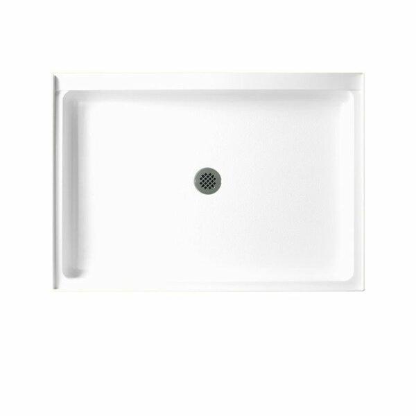 Veritek 34 x 42 Single Threshold Shower Base by Swan