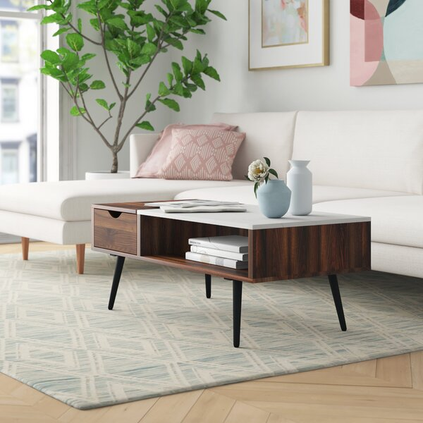 Dexter Coffee Table By Foundstone