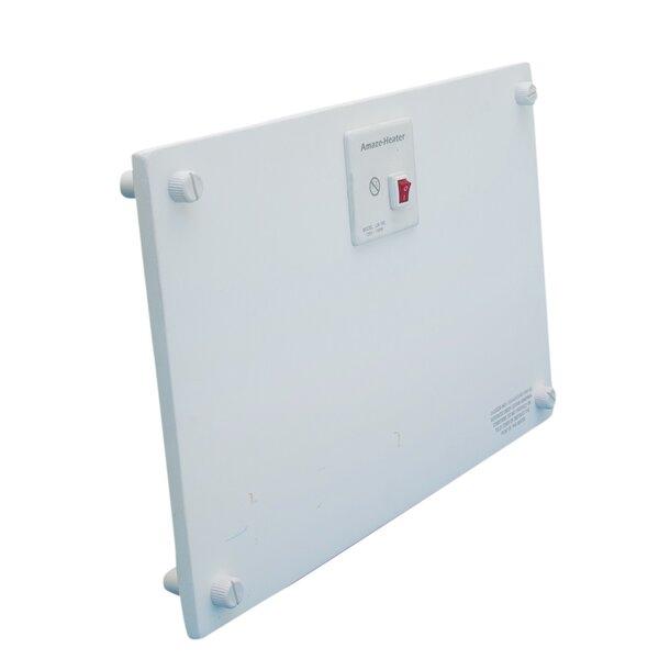 Under-Desk Space 100 Watt Electric Convection Panel Heater by AmazeHeater LLC