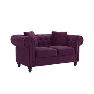 Mayor Chesterfield Loveseat
