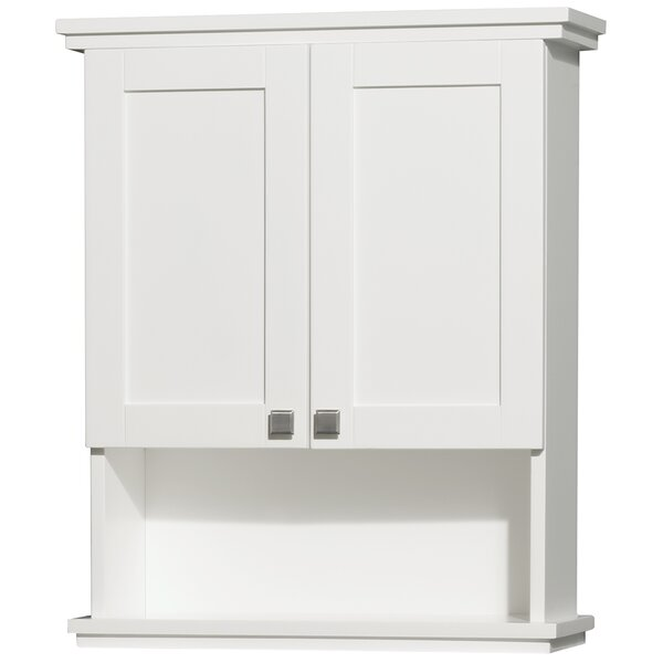 Acclaim 25 W x 30 H Wall Mounted Cabinet by Wyndham Collection