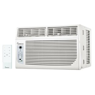 6,000 BTU Energy Star Window Air Conditioner with Remote by Impecca USA