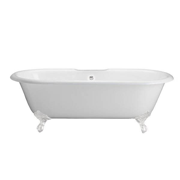 67 x 31 Freestanding Soaking Bathtub by Cahaba Classics