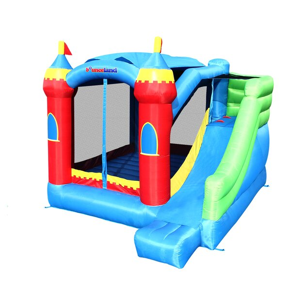 Royal Palace Bounce House with Slide by Bounceland