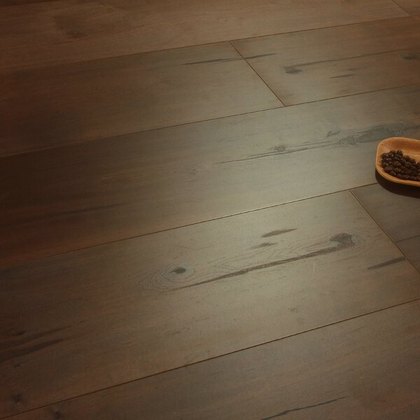 Legno 8 x 48 x 12mm Laminate Flooring in Atlas Grafito by Patina Design