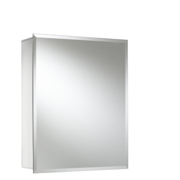 16 x 20 Recessed or Surface Mount Medicine Cabinet by Jacuzzi®