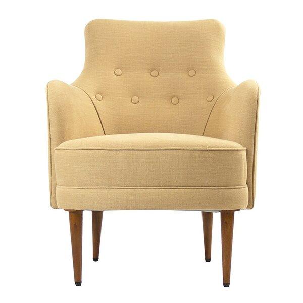 Cuddy Armchair by Corrigan Studio