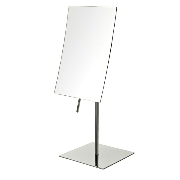 Adjustable Tabletop Mirror by Symple Stuff