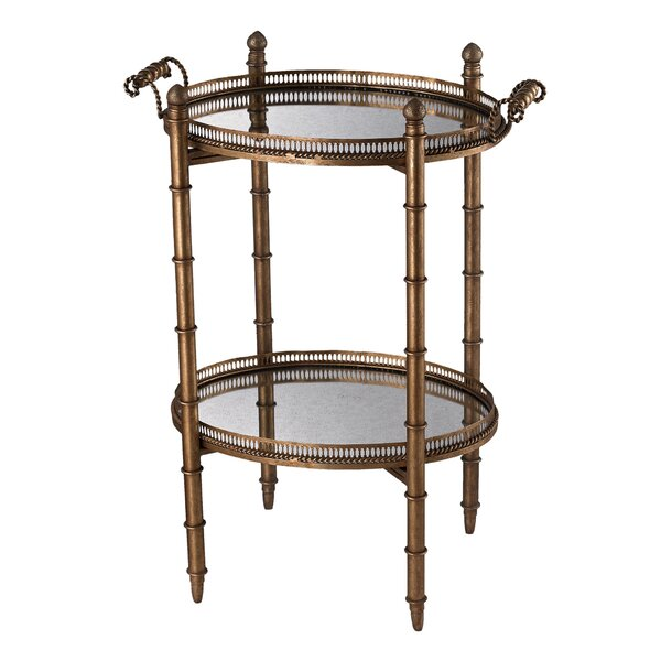 Astoria Grand Oval End Tables