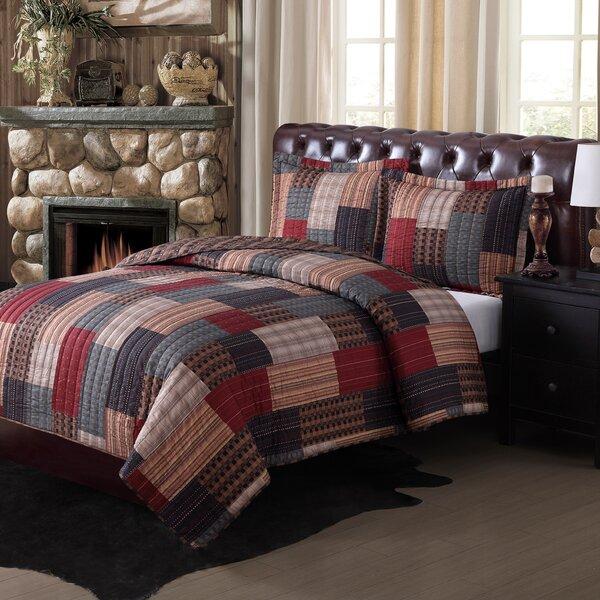 Gunnison Reversible Quilt Set by Remington