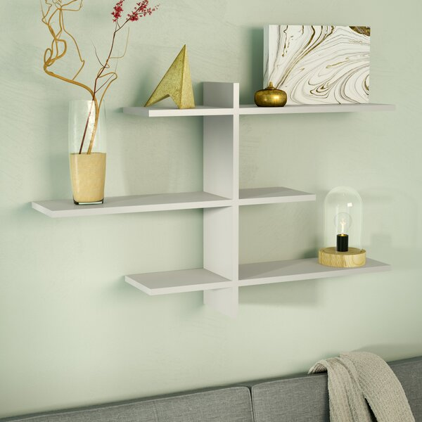 Fishman Floating Shelf by Zipcode Design