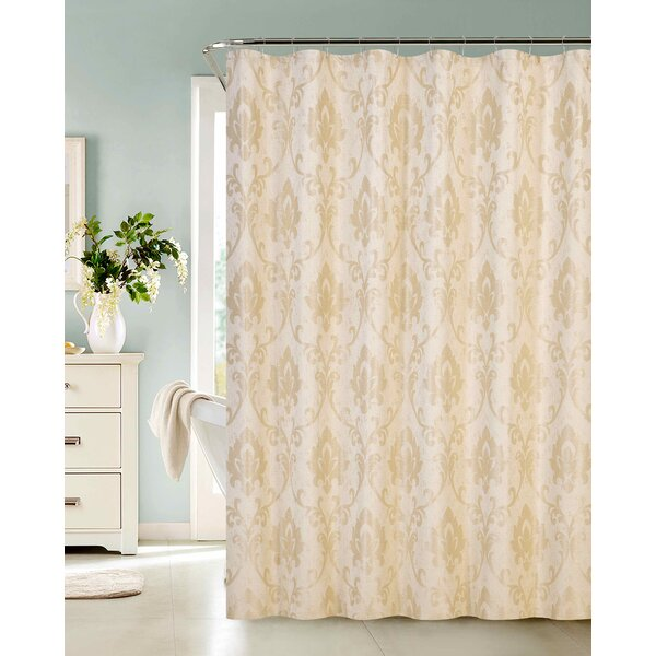 Thorpe Shower Curtain by Andover Mills