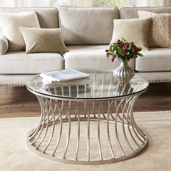Ronquillo Coffee Table by House of Hampton House of Hampton