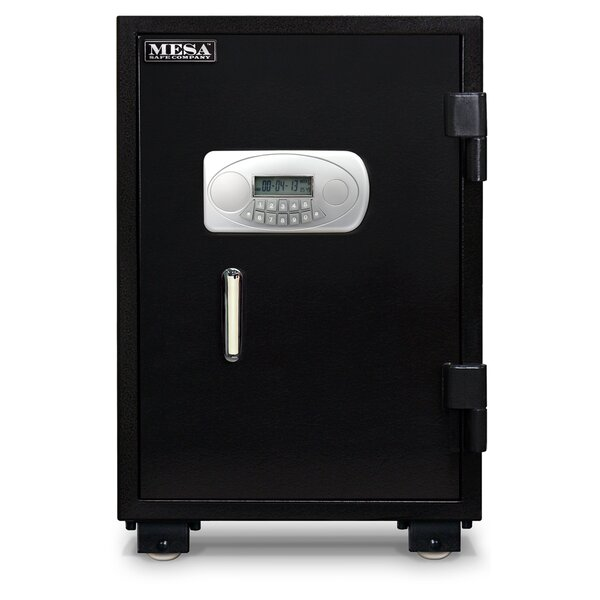 Electric Lock Fire Safe by Mesa Safe Co.