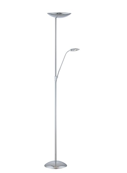 Galesville 72.5 LED Torchiere Floor Lamp by Wade Logan