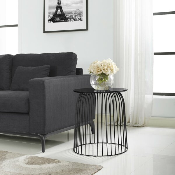 Wallace End Table By Tommy Hilfiger