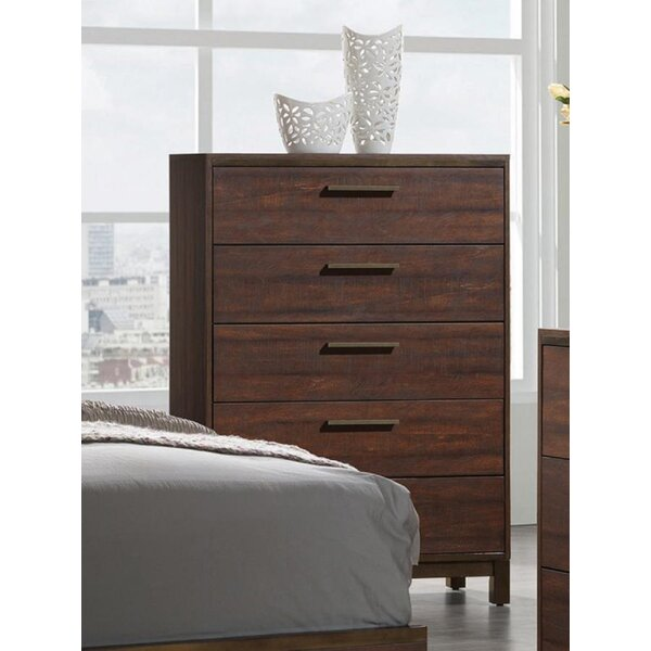Belgrace 5 Drawer Accent Chest By Loon Peak®