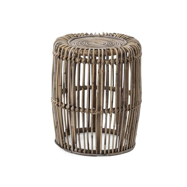 Mclean Rattan Coffee and Accent Tables - Set of 3 by Breakwater Bay Breakwater Bay