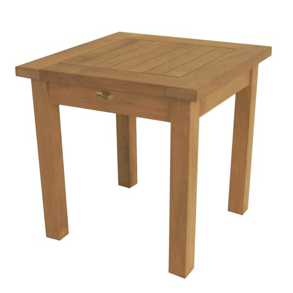 English Garden End Table by Jewels of Java