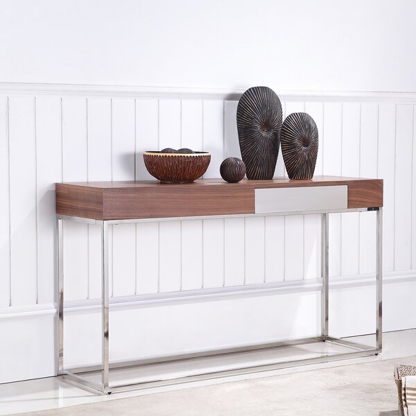 Giga Console Table by Casabianca Furniture Casabianca Furniture