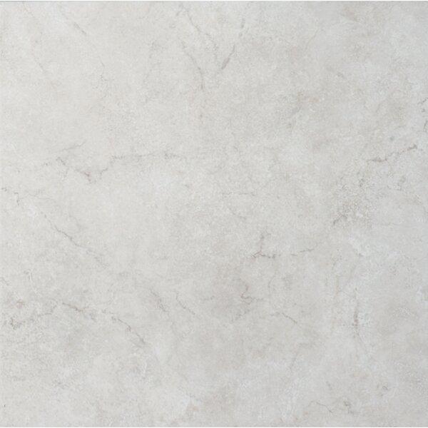 Milan 16 x 16 Ceramic Field Tile in Gray by Interceramic