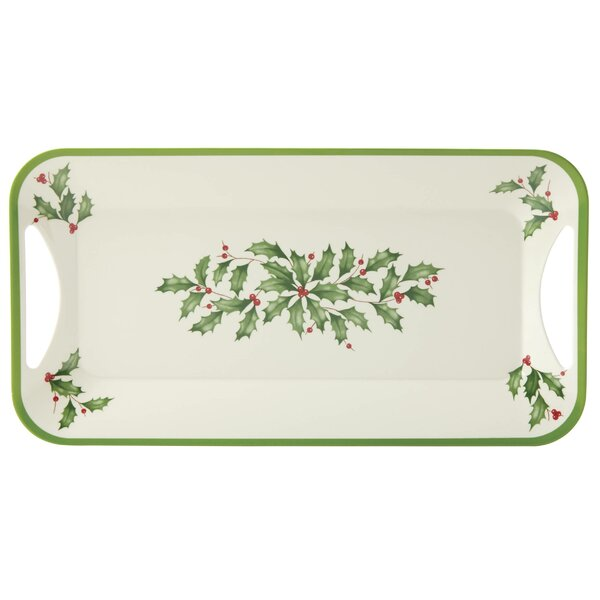 Holiday Platter by Lenox