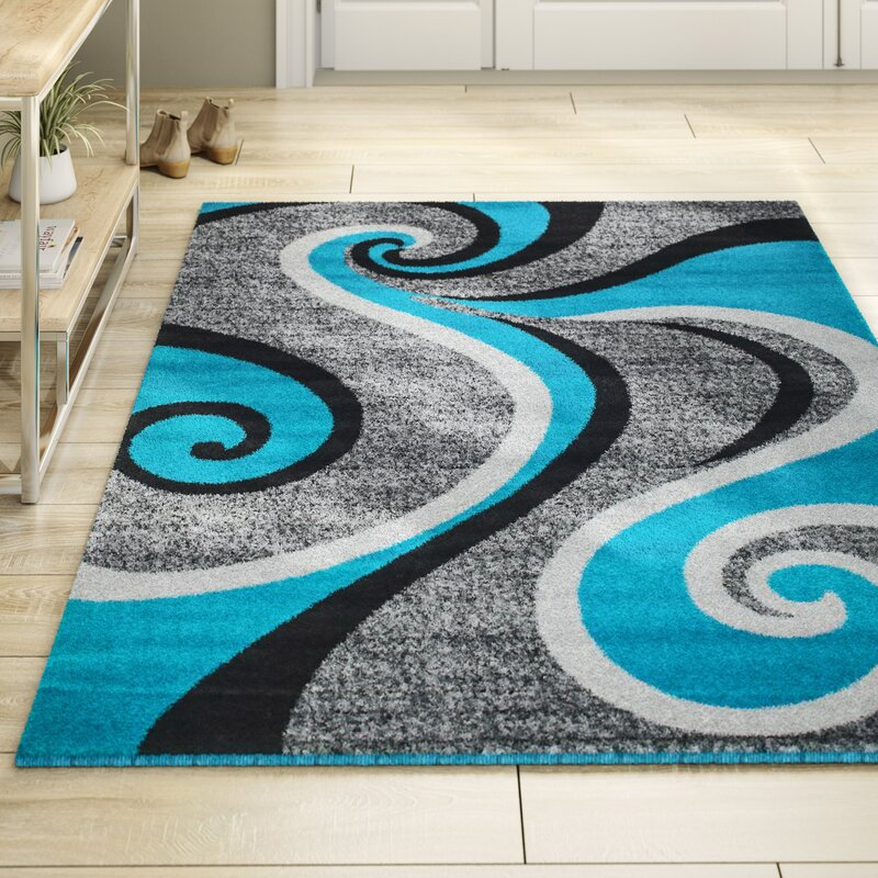 Turquoise area rug large size of coffee area rug ikea for What size rug for 12x12 room
