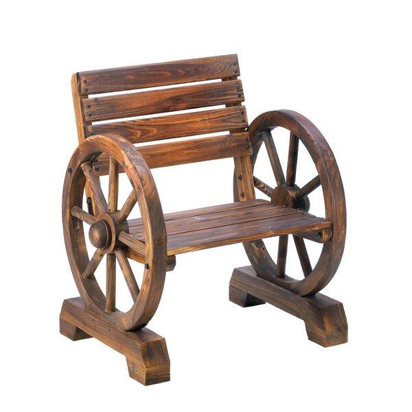 Wheel Garden Chair by Zingz & Thingz