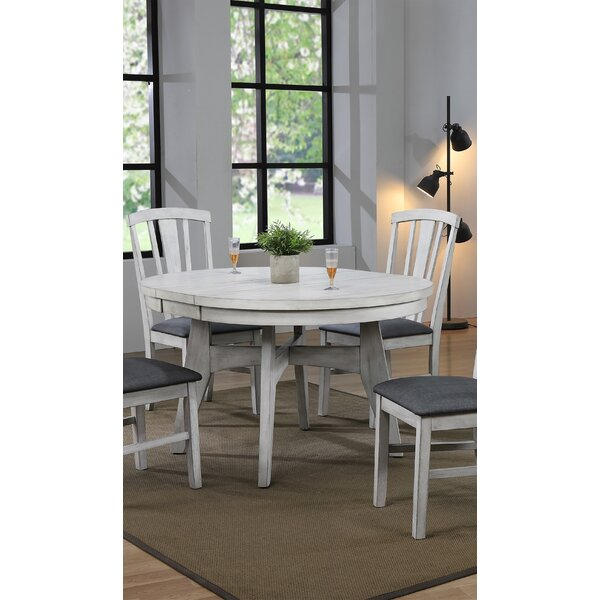Hooten Extendable Dining Table by Gracie Oaks