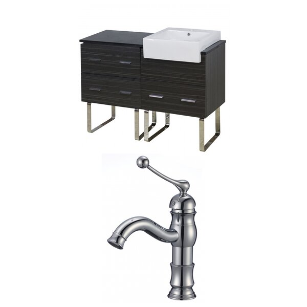 Alican 49 Single Bathroom Vanity Set