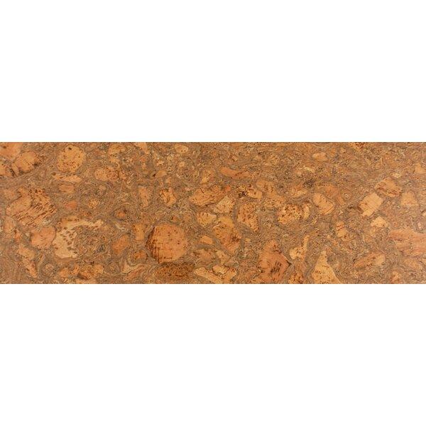 12 Swirl Tiles Cork Flooring in Dusk by Albero Valley