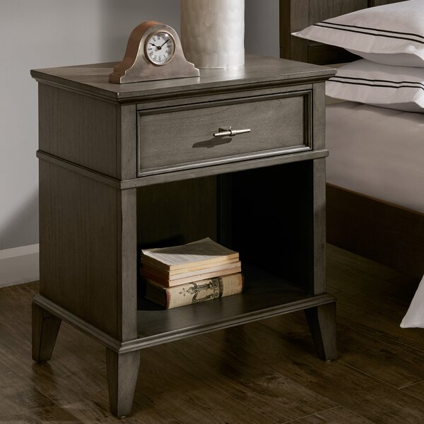 Yardley 1 Drawer Nightstand by Madison Park Signature