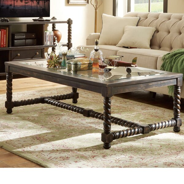 Malik Coffee Table by Alcott Hill