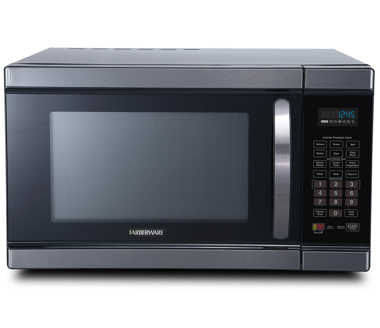 1 Cu Ft 1100 Watt Microwave Oven