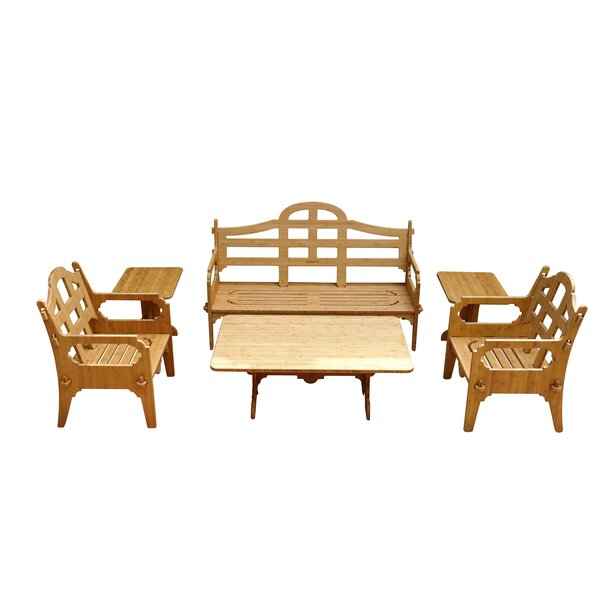 Burliegh 6 Piece Sofa Set by Loon Peak