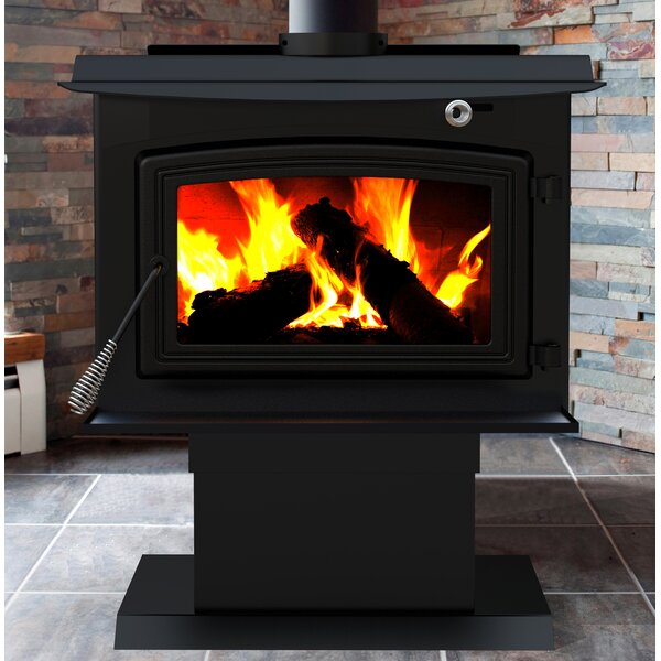 Pleasant Hearth 2,200 sq. ft. Direct Vent Wood Stove by Dyna-Glo