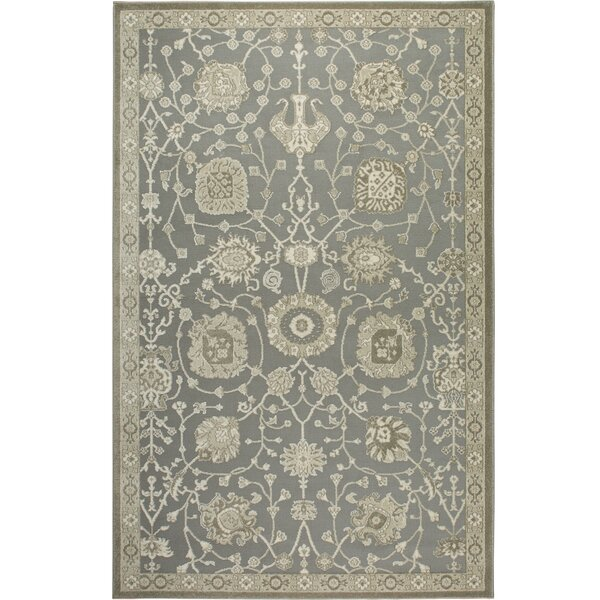 Gray Area Rug by Shabby Chic