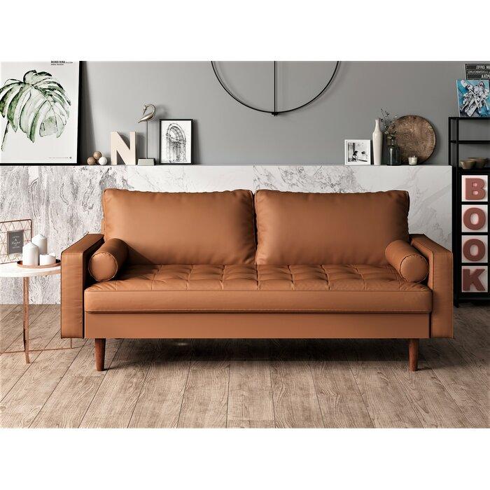 Astonishing Lincoln Loveseat Short Links Chair Design For Home Short Linksinfo