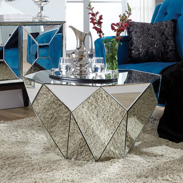 Holborn Faceted End Table By Mercer41