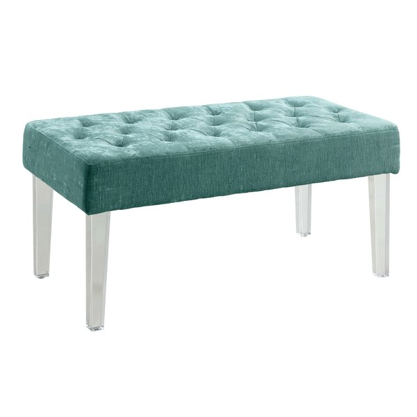 Wilcox Upholstered Bench By House Of Hampton