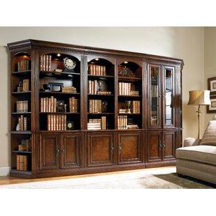 European Renaissance II Oversized Set Bookcase Hooker Furniture